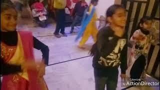 Lohri Celebration in Jagjit Nagar Girls Dance
