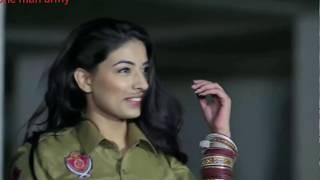 ❤New indian army girls WhatsApp status the real romantic love WhatsApp status #dilkhush #choudhary ❤