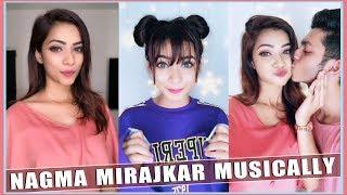 Nagma Mirajkar New Musically Video Compilation 2018 | Indian Girls Musically | Top Musically