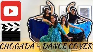Chogada Tara | Loveratri | Garba | Group Dance | All Girls | Navaratri Special 2018