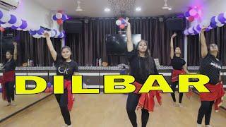 Dilbar | Easy Dance Steps For Girls | Satyameva Jayate | Choreography Step2Step Dance Studio| Mohali
