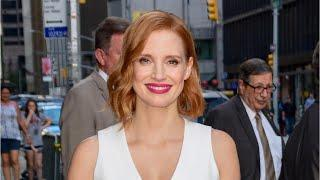Jessica Chastain's New Movie Brings Women To Westerns