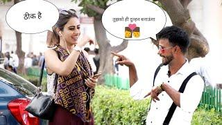 Love At First Sight Prank On Cute Girls   Luchcha Veer