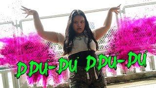 FAT GIRL DANCES TO DDU-DU DDU-DU - BLACKPINK (뚜두뚜두)'  PH COVER