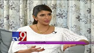 Lakshmi Manchu - W/O Ram movie is based on women's security - TV9