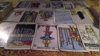 Tarot Cancer woman March: Finance, Work, Education, Love