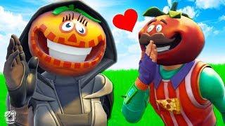 TOMATOHEAD'S NEW GIRLFRIEND?! *SEASON 6* - A Fortnite Short Film