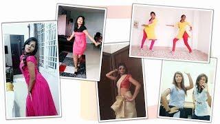 தமிழ் பெண்களின் அசத்தலான குத்தாட்டம் | Tamil Dubsmash | Tamil Girls Latest Kuthu Dance. #32