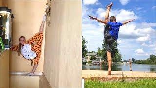 Girls Gymnastics VS Boys Gymnastics