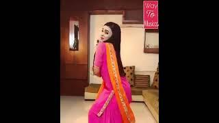 Tu Laung me laachi dancing by collage Girls Dance learning for marriage party Latest Dance