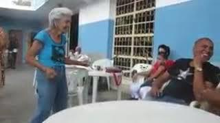 Very Funny// comedy dance....80 year old women