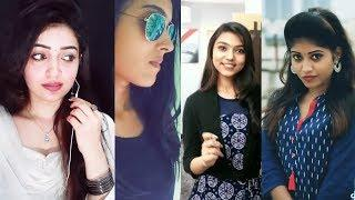 Cute tamil girls on #TikTok, #Musically | Romance, Funny, Love cute videos Part-1