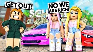 SPOILED GIRLS GET KICKED OUT OF SCHOOL! (Roblox)