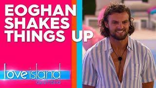 Hunky Islander Eoghan steals a girl and leaves one boy single | Love Island Australia 2019