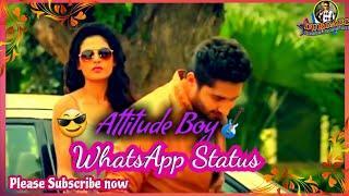 ????Boys attitude for Girls???? love Whatsapp Status hot whatsapp status dialogue Whatsapp status