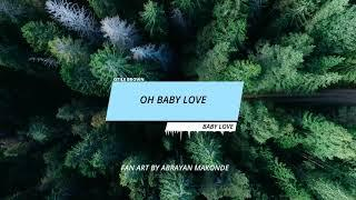 Otile Brown - Baby love (Official Video) sms skiza 7300678 to 811 (FAN ART LYRIC VIDEO)