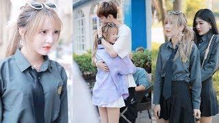 Gangster Girls In High School | Cute Love Story Short Film (Part.03)