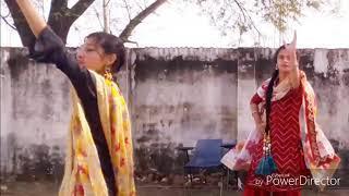 FAREWELL || GIRLS DANCE COVER PUNJABI || 2018-19 JAMMU || CHOREOGRAPHY BY HONEY GOSWAMI