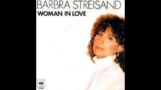 Woman in Love  Bee Gees Karaoke