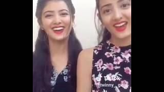 Twinny Girls Tik Tok video part 7