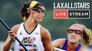 New York Fight vs Baltimore Brave : Women's Pro Lacrosse