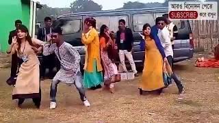 কলেজের মেয়েদের উড়াদুরা নাচ II College Girls Dance