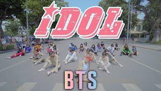 [KPOP IN PUBLIC] IDOL Girls Ver+Series 'Love Yourself' Solo - BTS(방탄소년단) Dance Cover By The D.I.P