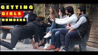 Getting Girls Numbers In Pakistan Prank | Super Boy Pranks