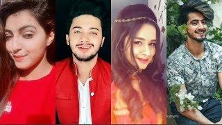 Mr Faisu & Hasnain Khan best duets Tik Tok videos with girls????
