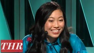Awkwafina Full Speech: Praises 'Crazy Rich Asians' Producer Nina Jacobson | Women in Entertainment