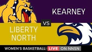 LIVE ON NNSN: Liberty North vs. Kearney Women's Basketball