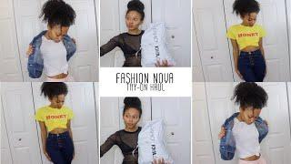 Fashon Nova Try-On Haul | Skinny/Petite Girl Approved?