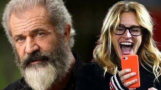 Mel Gibson Talks About Julia Roberts, Women And Relationships In Hollywood