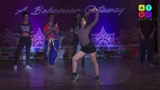 Epic College Girls Dance Face Off | IIT Delhi's Rendezvous 2017