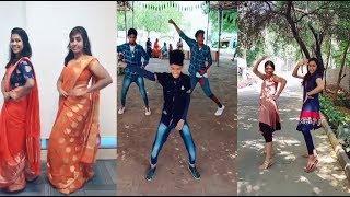 குத்துனா இப்படி குத்தனும் _ Tamil Girls Kuthu Dance Dubsmash