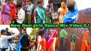 New Desi Mix Video DJ Dance Girls dance gonti अबरारा म्युजिक Abrar Pathan Chedipurwa