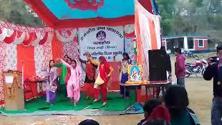 Annual function girls dance | palahota school | performance