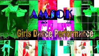 Amjok girls dance performance and fashion show /// BJ Vines ///