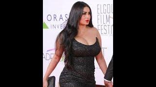 A wonderful look of Celebrity women at the El Gouna Film Festival - Egypt