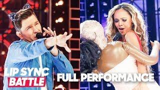 "Andy Grammer's ""Dangerous Woman"" vs. Vanessa Morgan's ""Let Me Love You"" 