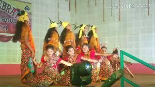 D.A.V Bolani School Girls Sambalpuri Dance..