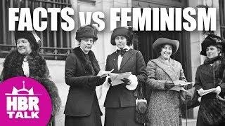 Feminist's biggest lie - women owe them for the vote | HBR Talk 59