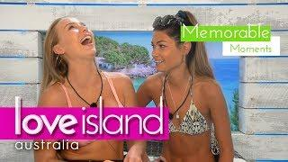 Dom enters the Villa and the girls like what they see   Love Island Australia 2018