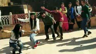 Beautiful pahari nati | beautiful girls himachali dance video |
