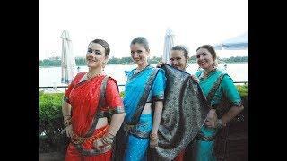 Diwali in Russia|Indian Dance in Russia|Russian Girls dance on Hindi Songs
