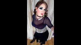 Feminine men in women clothes love to dress up as women #6