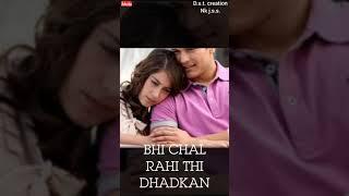 Love Song + Female Version FullScreen WhatsApp status | Girls WhatsApp status|New song status 2019