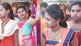 Agarbatti_karu_diva_batti_karu // Arjun r meda // adivasi girls dance 2019 ka dhamaka New song timli
