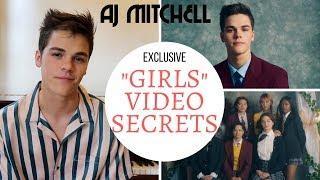 "AJ Mitchell: ""Girls"" Music Video SECRETS"
