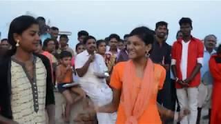 girls dance performance in tuti